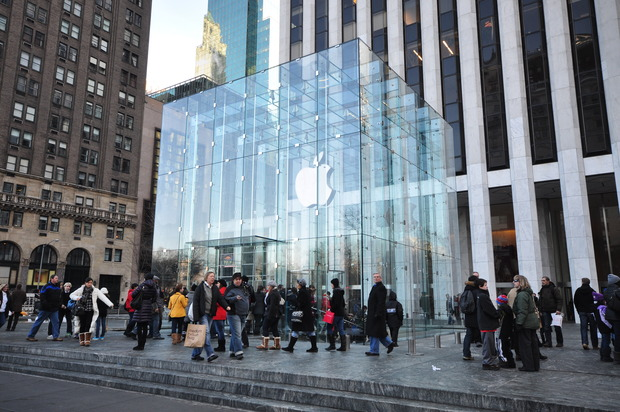 Apple Plans To Move Michigan Avenue Store Report