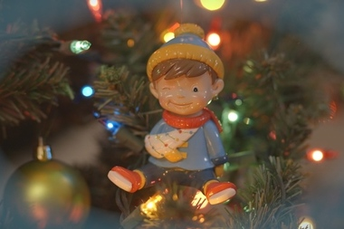 Backers of a Kickstarter project dedicated to a Christmas story book written by a Lakeview man could receive their own Oliver the Ornament.