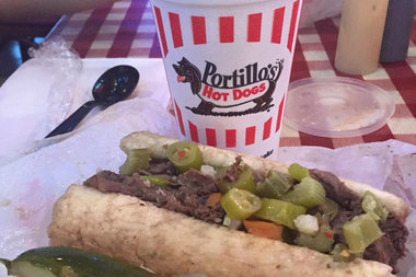 Portillo's is the favorite regional chain in Illinois.