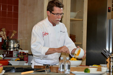 Chef Rick Bayless is closing four restaurants in Chicago Thursday as immigrant workers plan