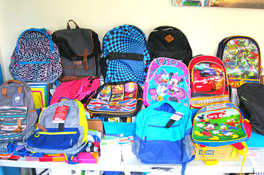The Rogers Park Chamber of Commerce is still collecting donations for its school supply drive benefiting Gale Elementary School.