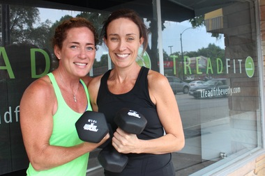 Treadfit opened Aug. 9, 2015 in Beverly. The gym combines treadmill exercises with strength training. It's aimed at runners of all types.