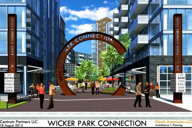 Ambitious 275 Unit Wicker Park Project To Connect