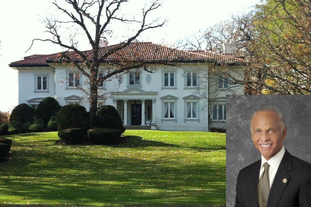 Beverly Mansion Is Taxpayer Owned Home For Chicago State