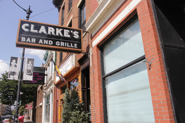 Clarke's in Lincoln Park, 2445 N. Lincoln Ave.