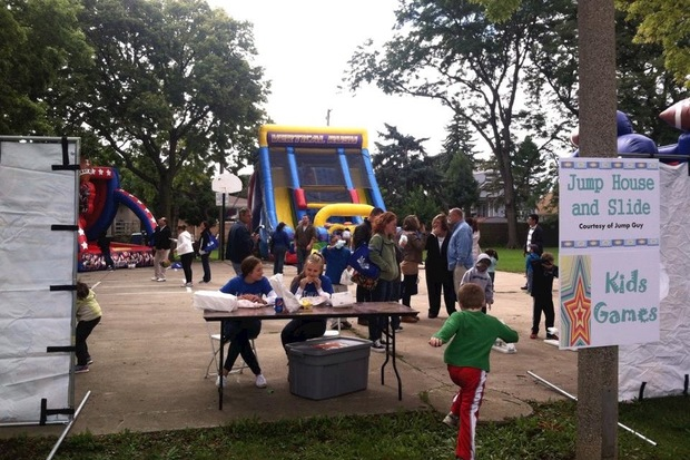 Community Resource Fair on Sept. 10at Dunham Park has fun stuff for kids, too.