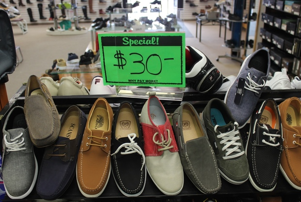 585f12da4e42 Kay Shoes Still  Sits and Fits  Customers After 43 Years In Avondale ...