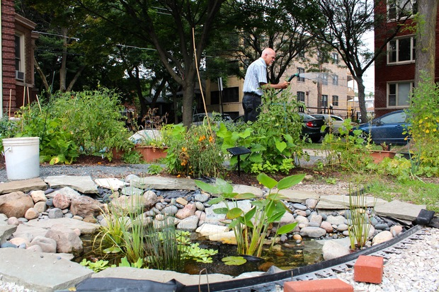 A Church Without a Building? Congregation Builds a Garden Instead ...