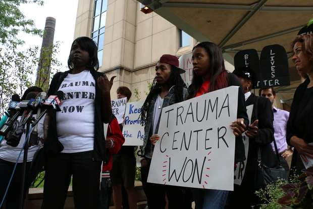 Activists pushed for a trauma center at UChicago Medical for years, but now they say more needs to be done.