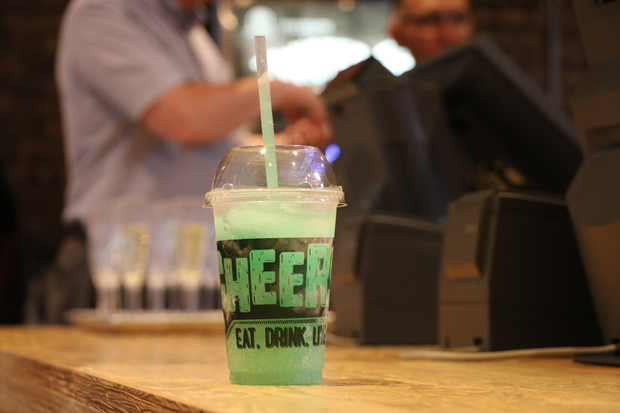 Taco Bell debuted Taco Bell Cantina in 2015 in Wicker Park, seeking to attract more young people in big cities. The cantina has big-screen TVs and serves slushies mixed with rum, tequila and vodka.  It also sells beer, wine and sangria.