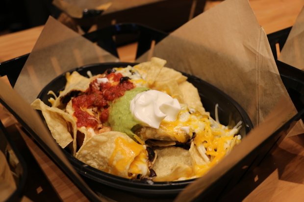 Wicker Park's Taco Bell Cantina will open Sept. 22.