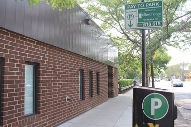 The unemployment office and an adoption agency on 47th Street are getting some of the neighborhood's first parking meters.