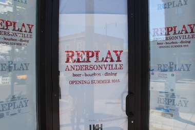 Replay Andersonville will open Tuesday at 5368 N. Clark St., officials said.
