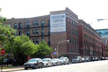 The Former Salvation Army Freedom Center A Massive Property On Near West Side