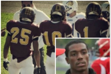 Andre Smith, a Bogan High School senior, died Friday due to injuries suffered in a football game, according to an autopsy.