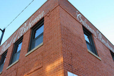 The culinary brewhouse earned a Michelin star in its first year of operation.