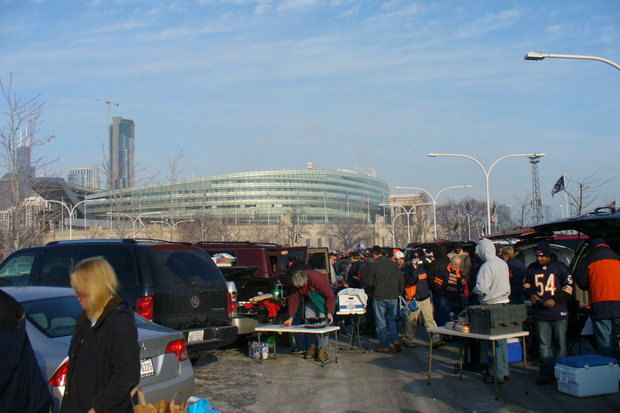 The Bears and their tailgating fans figure to get all the benefits of the Lucas Museum deal, now with none of the hassle.