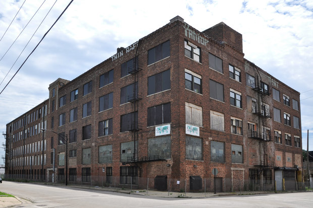 Developer Cedar Street Has Purchased The Historic Loft Timber Warehouse Building At 1401 W 15th
