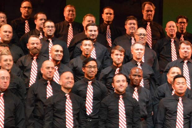 from Ronnie gay mens choir