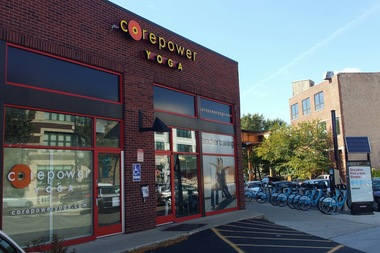 core power yoga bucktown