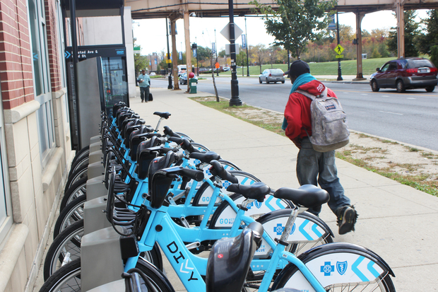 The 63rd and Halsted Divvy station has a total of 87 rides.
