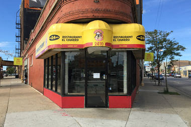 El Charro, 2410 N. Milwaukee Ave., closed this week after 30 years in business.