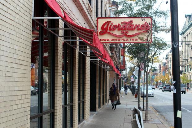 Giordano S Will Open Its Next Restaurant On 18th Street In Pilsen November