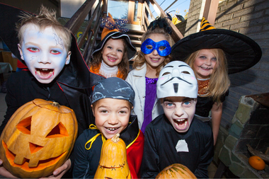 Scary stories, children's parade and an adult costume party will be held Halloween weekend.