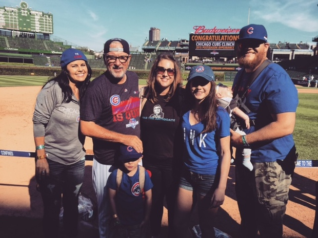 joe maddon u0026 39 s daughter says what he u0026 39 s doing with cubs is