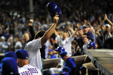 The Chicago Cubs will battle the St. Louis Cardinals for the National League Division title.