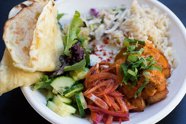 Modern Indian restaurant Naansense is opening a second location in the West Loop.