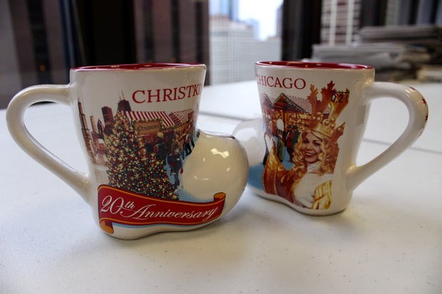 The Christkindlmarket boot mugs, gone since 2012, are back by popular demand.
