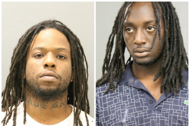 Prosecutors say Corey Morgan (left) and Kevin Edwards planned the heinous murder of 9-year-old Tyshawn Lee.