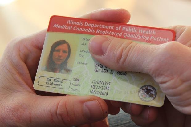 Medical marijuana card question?