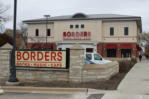 Borders Bookstore in Beverly To Become Senior Health Care Facility -  Beverly - Chicago - DNAinfo