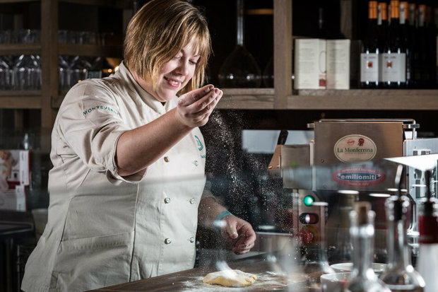 Former Spiaggia chef de cuisine and 'Top Chef' runner-up Sarah Grueneberg brings regional Italian to the West Loop with the opening of Monteverde.