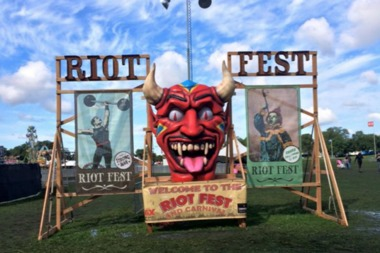 Riot Fest will return to Douglas Park next year.