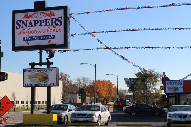 Snappers Seafood & Chicken opened Nov. 7, 2015 at 11500 S. Western Ave. in Morgan Park. The restaurant on the busy corner across the street from the Morgan Park Sports Center soon will close.