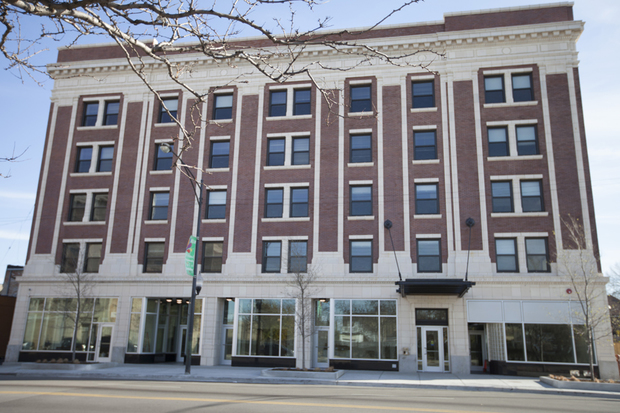 The Strand Hotel, Once A Hotspot For South Side Jazz, Reopens Saturday As  Apartments. [Holsten Real Estate]