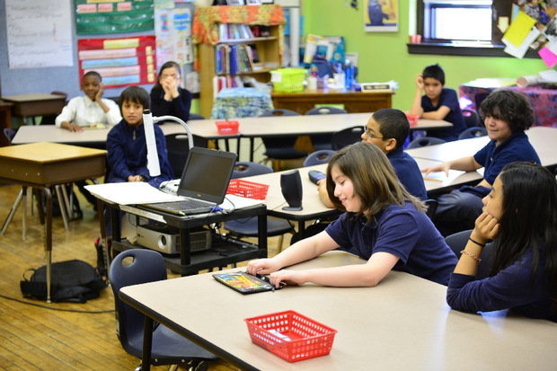 Per-pupil classroom funding will be cut by nearly 5 percent, CPS officials announced Tuesday.