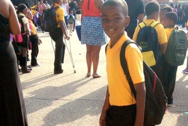 Tyshawn Lee, 9, was shot and killed in a South Side alley Monday afternoon.