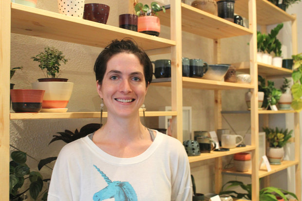 Pilsen resident Kelly Doodeman has opened Verdant Matter, a plant and gift shop, at 1152 W. 18th St. in Pilsen.