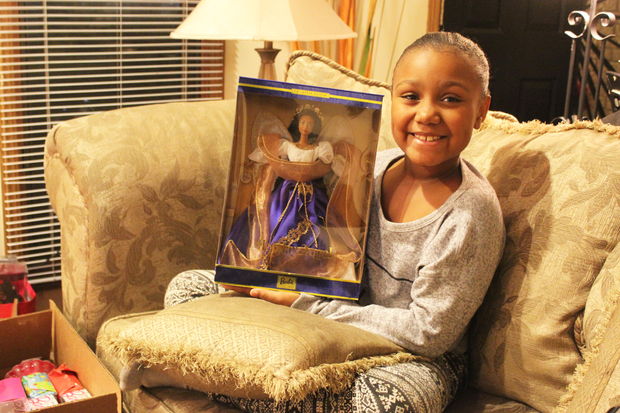 8-Year-Old Aims To Collect 1,000 Barbies For Chicago Kids