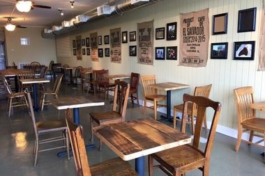 Bridgeport Coffee Co. Opened In Beverly On Monday. The Coffee Shop With  Roots At