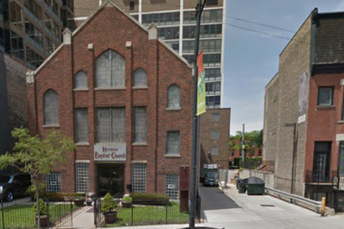 140 year old church back on market after neighbors reject condo deal lincoln park chicago. Black Bedroom Furniture Sets. Home Design Ideas