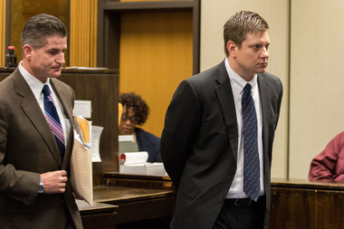 Officer Jason Van Dyke, 39, is charged with first-degree murder, official misconduct and aggravated battery with a firearm.