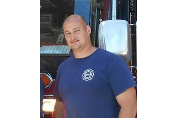 Chicago fireman Daniel Capuano was remembered on Monday for his quick wit an willingness to volunteer with his sons' hockey club. Capuano died battling a fire in South Chicago.