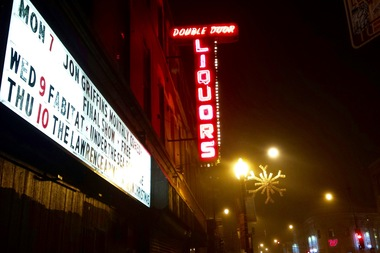 The Double Door's eviction case was continued Wednesday.