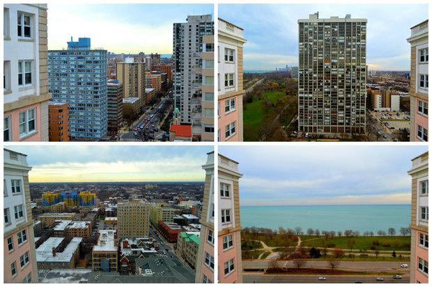 Edgewater Beach Apartments Views