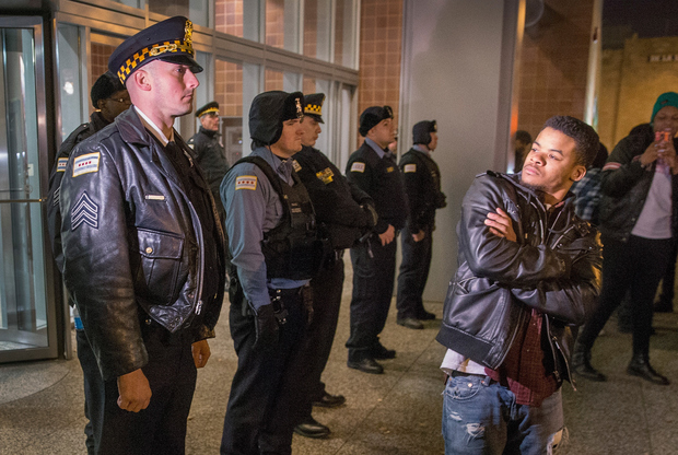 Mayor Rahm Emanuel fired top cop Garry McCarthy Tuesday, but protesters say the move is too little, too late.